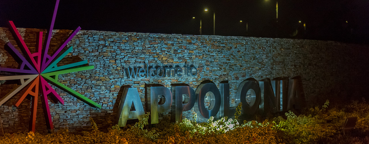 Appolonia City Developments Lighting Solar LED Eco friendly lights in Ghana